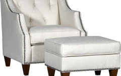 Furniture-Chair and Ottoman