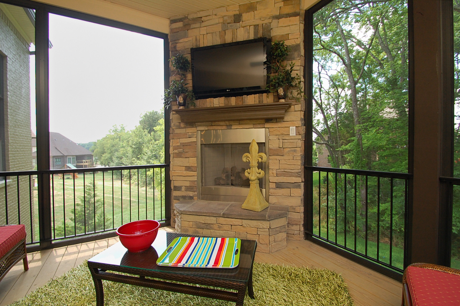 Outdoor Screened In Porch Llds Home Store Amp Design Studio