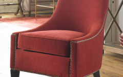 Red Accent Chair WAS:$872.00 NOW:$429.00