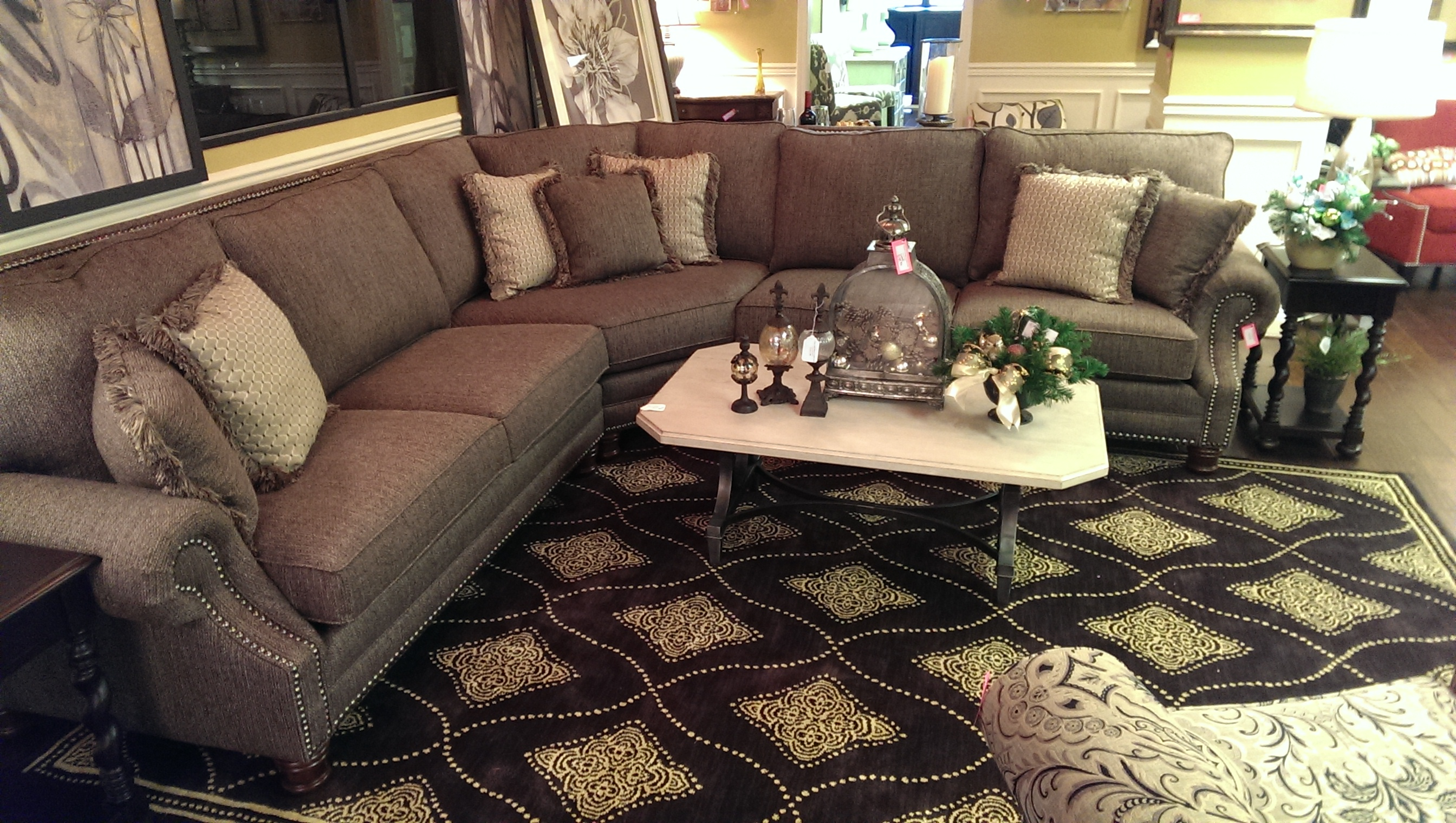 Mayo Sectional LLDS Home Store & Design Studio