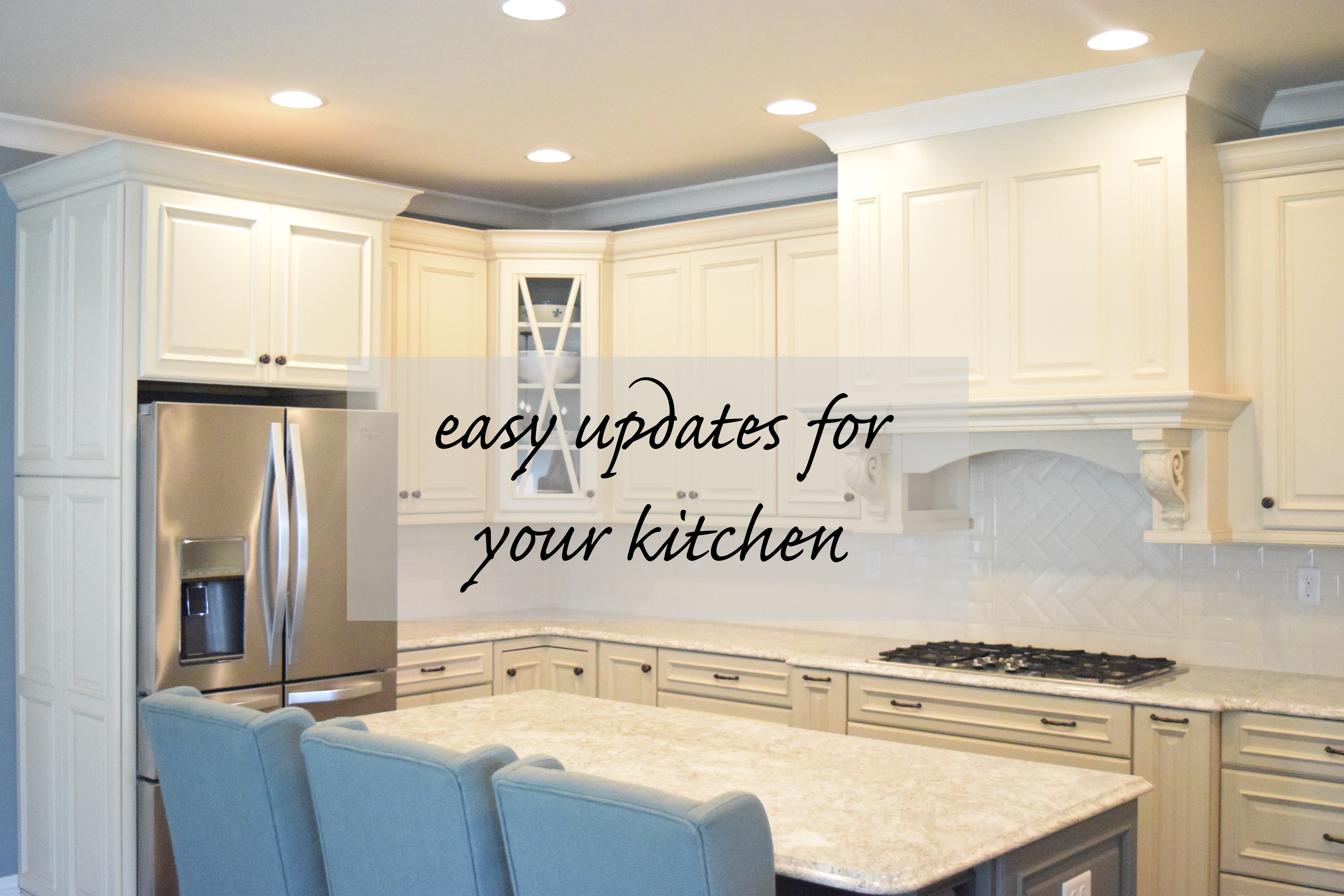 5 simple ways to update your kitchen - llds home store & design studio