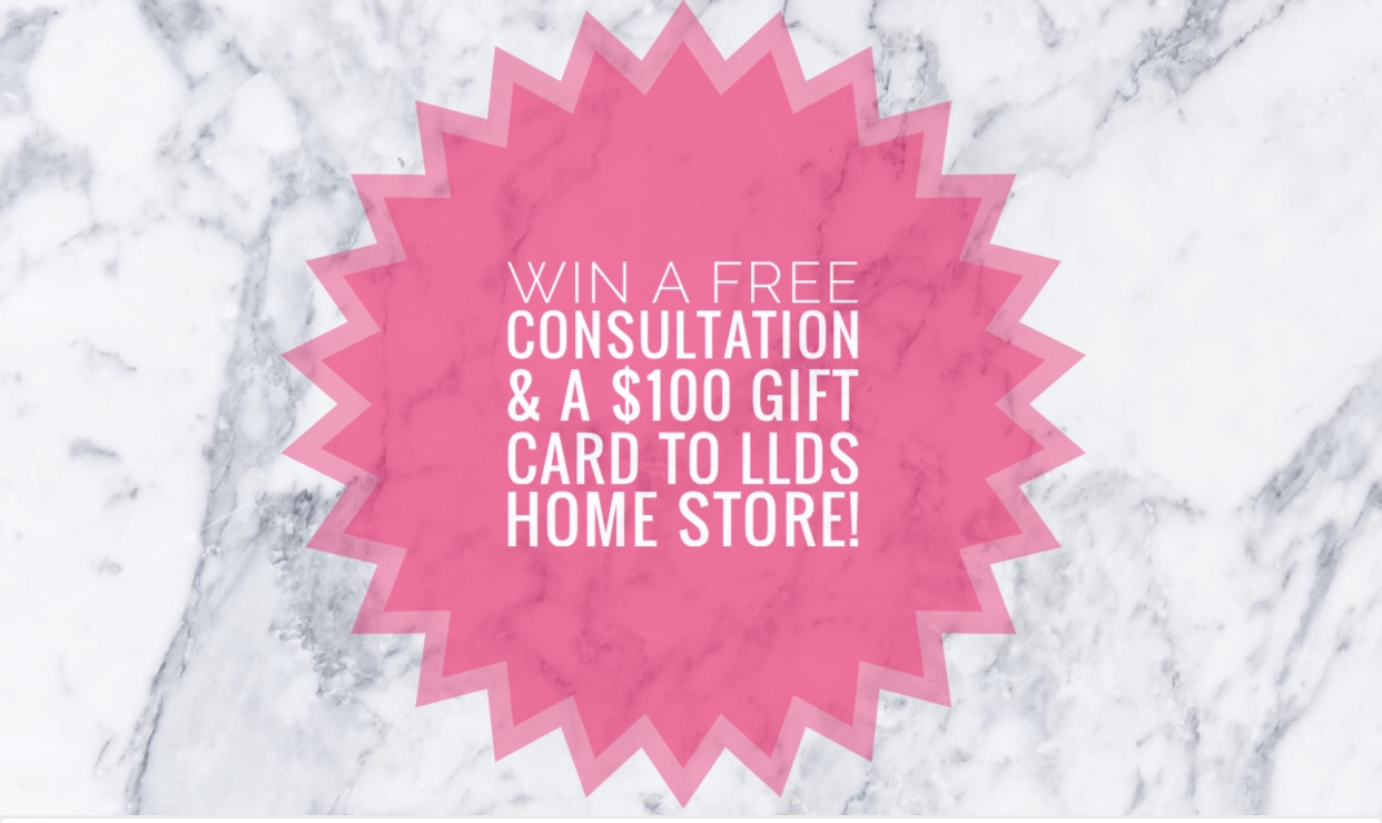 Enter To Win A Free Design Consultation   Gift Card To The - Home design consultation